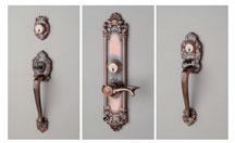 装飾錠の交換での家・建物の鍵トラブル